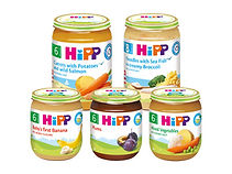 HiPP-Number-1-Organic-Baby-Foods---Fruit
