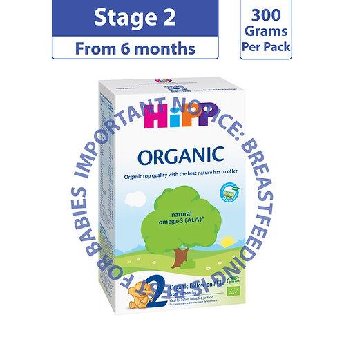 HiPP Organic Follow On Milk Stage 2 300g