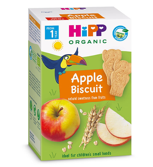 HiPP Organic Apple Biscuit 150g