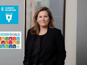 Catherine Van Kampen UNA-USA Global Ambassador