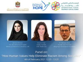 The International Humanitarian Fraternity Summit 2021