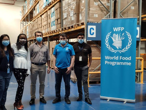 Our Founder Dr Mariwan Baker meeting UNHRD and IHC in Dubai
