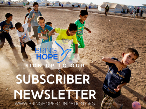 Re-launching our subscriber newsletter!