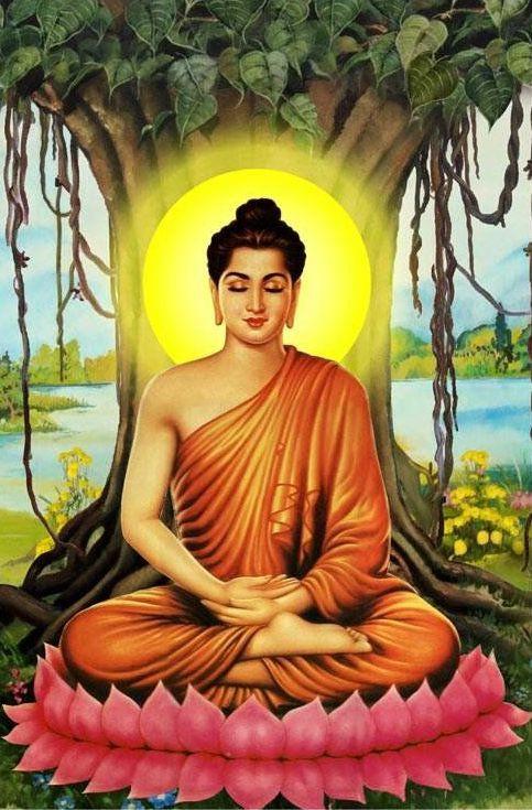 Buddha is a bridge...