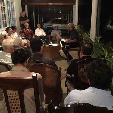 Pranay Gupta's MysticTalk for Europen CEOs