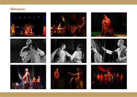 Glimpses of the theatre productions of Pranay Gupta, Sohini Gupta and TAS