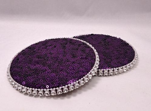 Purple Prince Custom Coaster Set