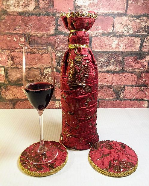 Custom wine set
