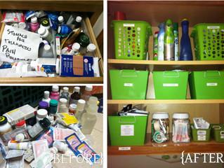 Organizing... your medicine cabinet