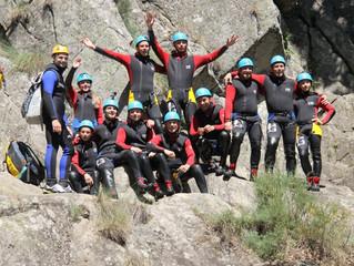 Les photos du séjour cohésion en Ardèche