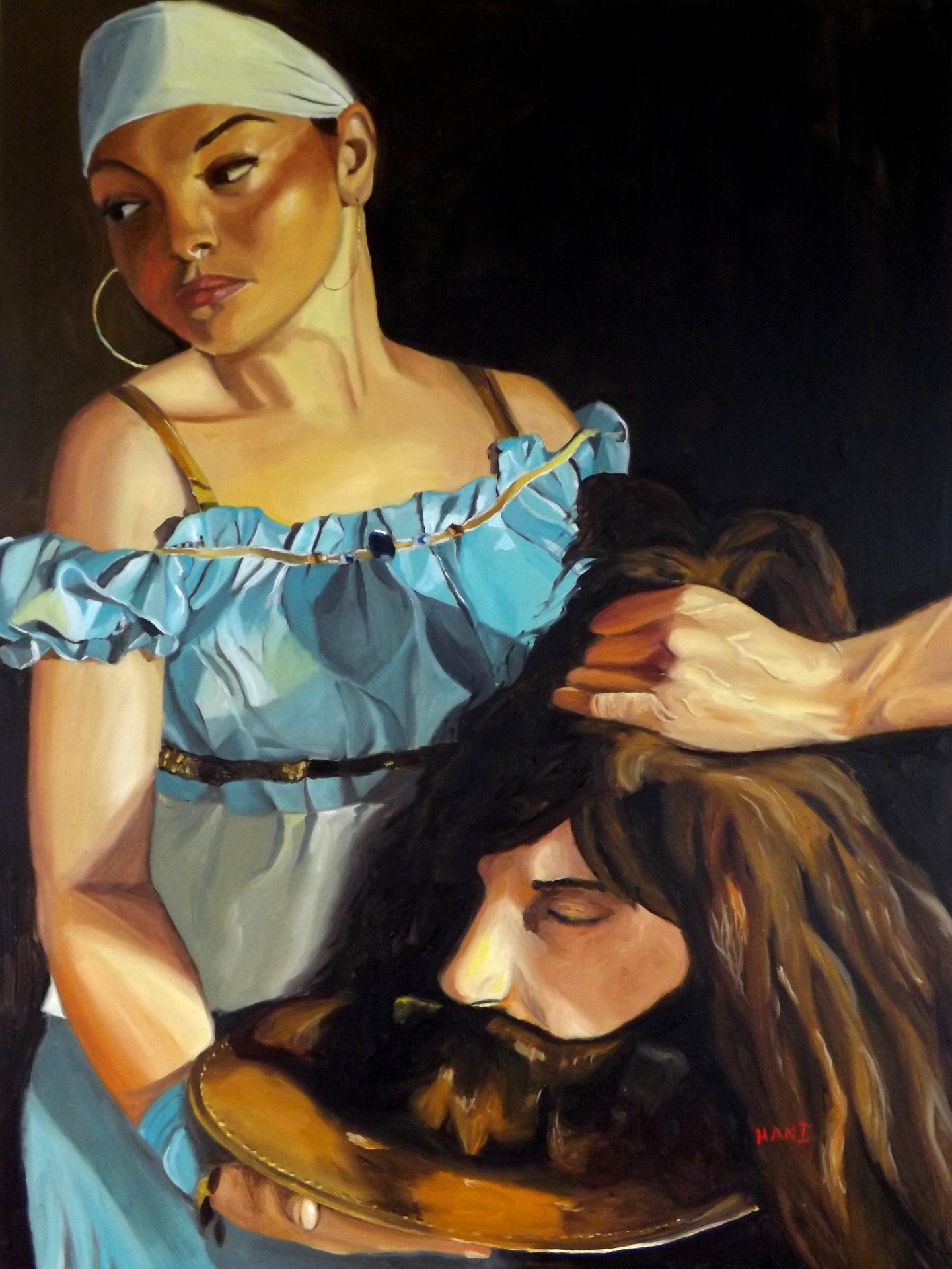 Salome with head of John the Baptist