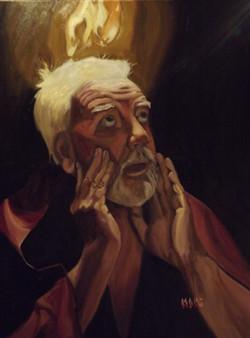 Pentecost Decent of the Holy Spirit