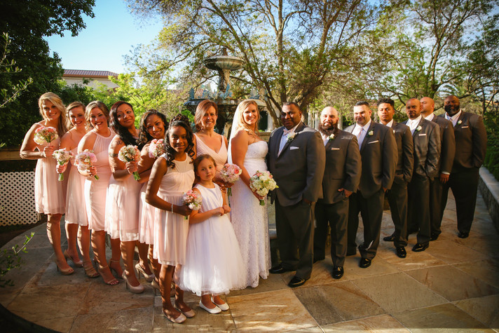 Wedding - Andre & Kara