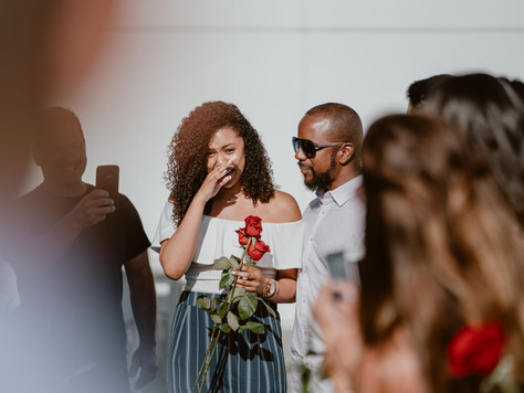 Surprise Engagement | Chelsie & Mick