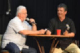 Ken Coleman interviews Curt Fonger