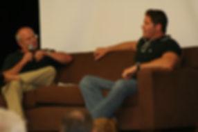 Tim Gooley interviews Colin Johnson