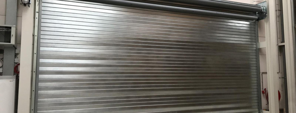 fire roller shutter EW
