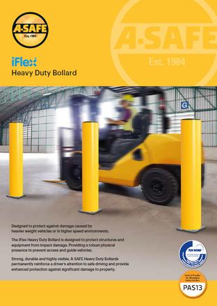 iFlex heavy duty bollard