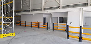 A-SAFE barriers (ALCO FILTERS)