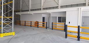 A-SAFE barriers