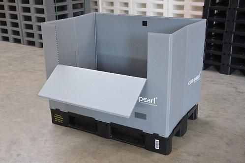 Con-pearl container