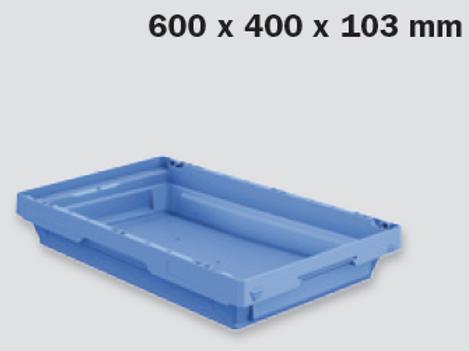 KMB 610 (600 x 400 x103mm)