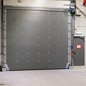 fireproof sectional door
