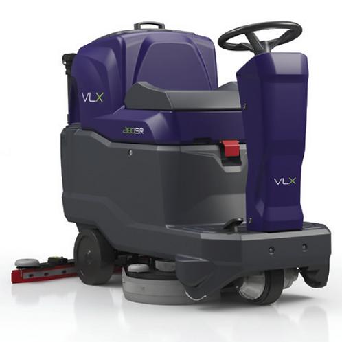 VLX 2180 50cm scrub width