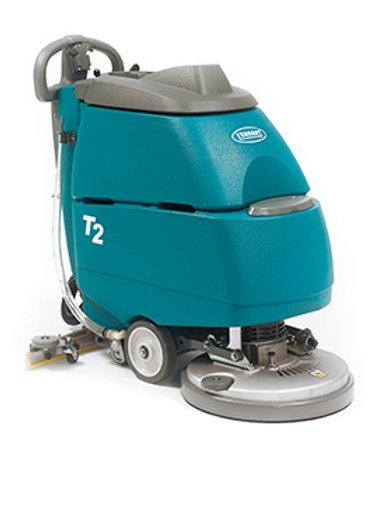 T2 Walk-Behind Scrubber-Dryer 43cm