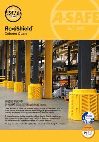 FlexiShield column guard