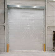 The FS2 fire curtain is ideally applicable as a means of fire compartmentation.