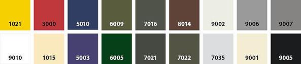 S40 colours