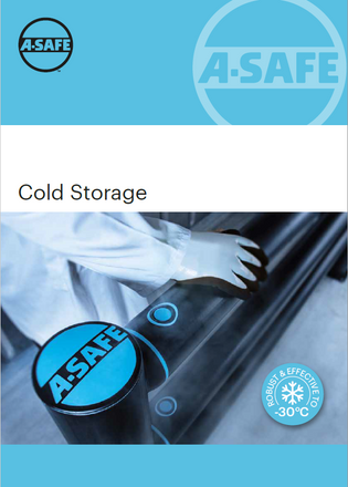 iFlex cold storage range