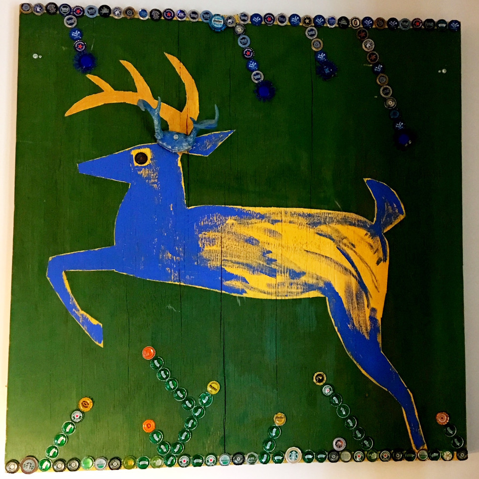 Stag Party   48 x 48
