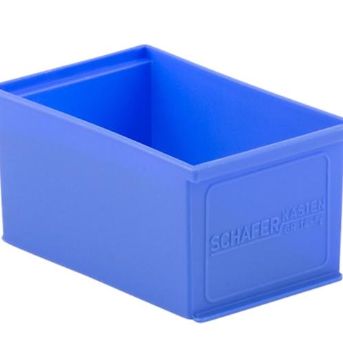 Insert box EK 14-2, blue, PE