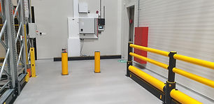 A-SAFE barriers