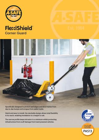 FlexiShield corner guard