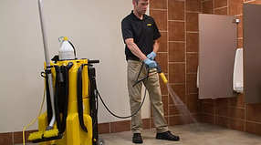 KaiVac 1750 No-Touch Cleaning® System