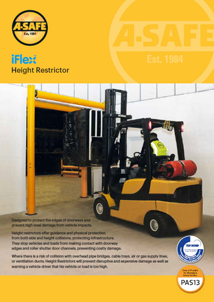 iFlex height restrictor