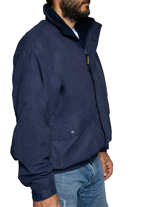 Streetwise Southwell waterproof glouson jacket (blue)