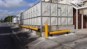 A-SAFE barrier