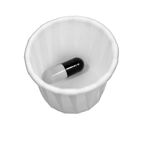 Ecoaid® Biodegradable Paper Pill Cup