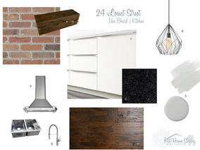 Design Boards | 24 Locust Street