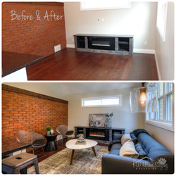Vacant Staging | Renovation Design