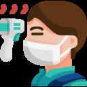 medicao coronavirus