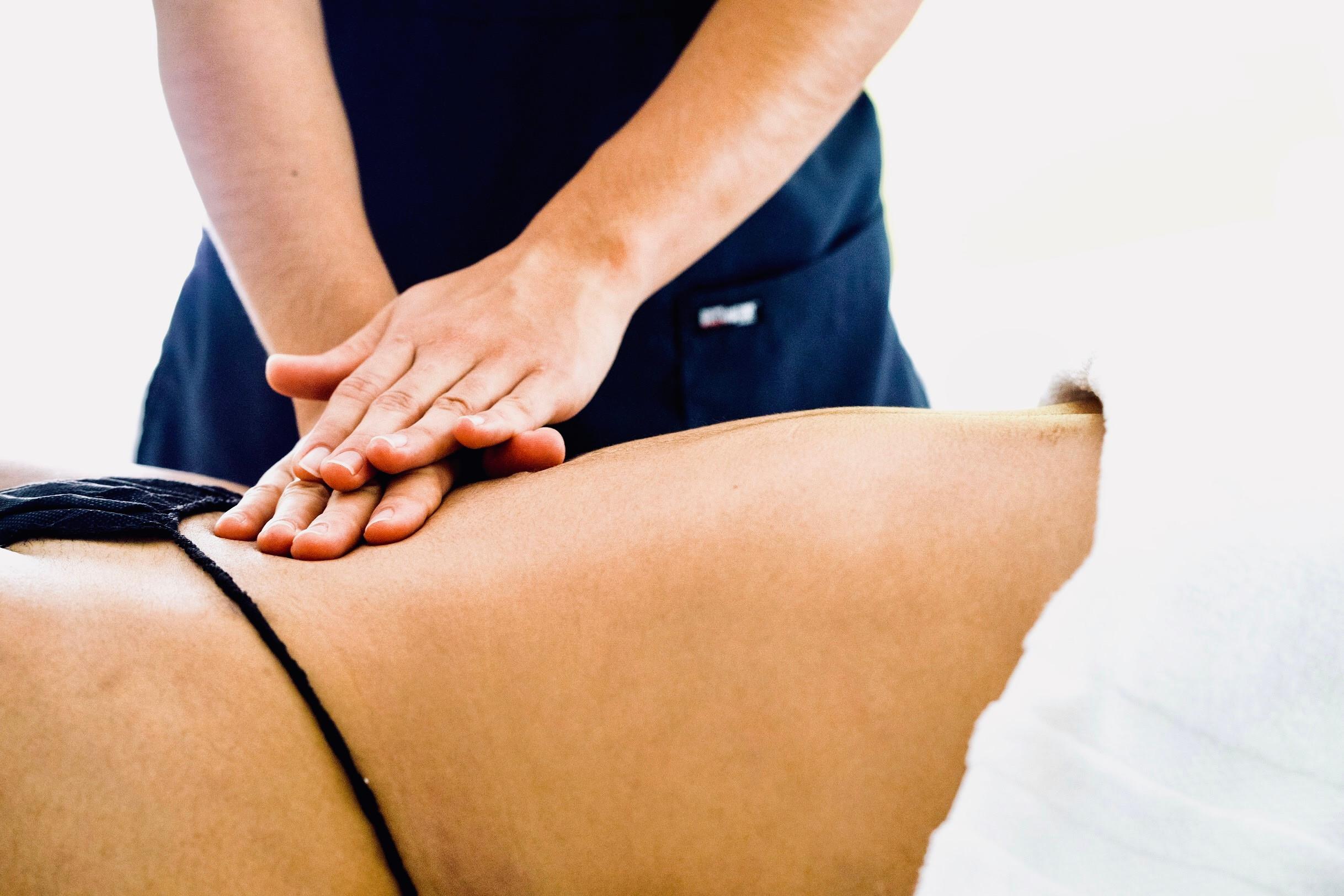 Post-Operative Care Massage