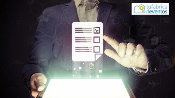 Registro para eventos: Cómo crear formularios personalizados