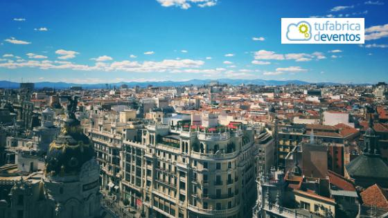 Organización de eventos en Madrid: ¿Qué debes saber?