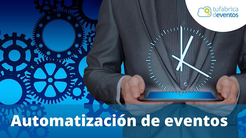 Organizador de eventos: ¿Qué tareas puede automatizar?