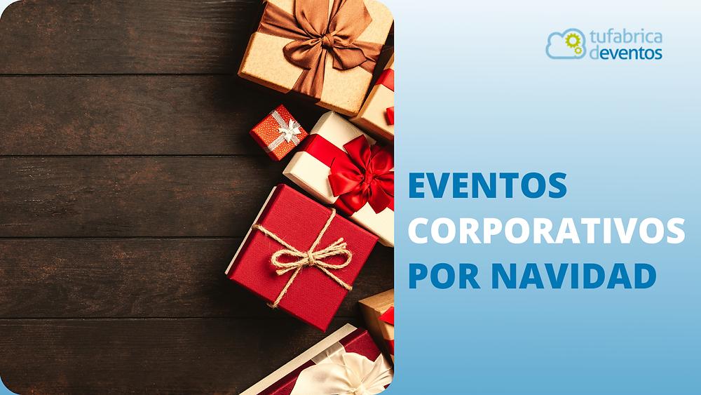 Eventos corporativos navideños online
